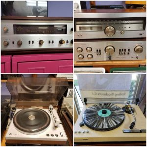 stereo-equipment-audiophile-fisher-luxman-kenwood-philips-turntable-receiver