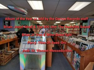 album-of-the-year-2017-stvincent-jason-isbell-iron-and-wine-thee-oh-sees-vinyl-gerosa-records